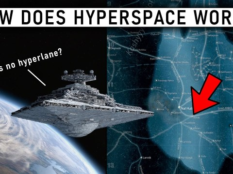 How does Hyperspace work? Can you jump Wherever?