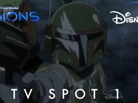 Star Wars Visions: Boba Fett   TV Spot 1   Disney+