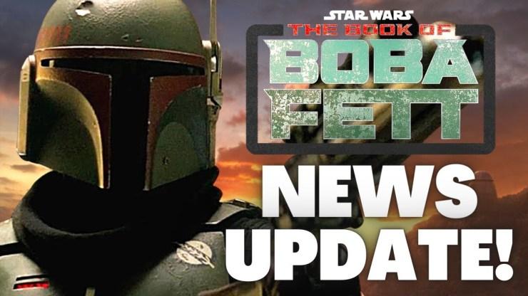 The Book of Boba Fett News Update (Star Wars News)