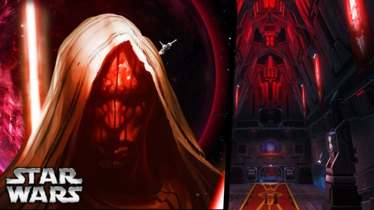The MYSTERIOUS Sith Temple on Umbara - Star Wars