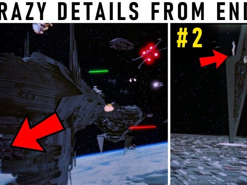 5 Insane Details from the Battle of Endor - Star Wars Lore