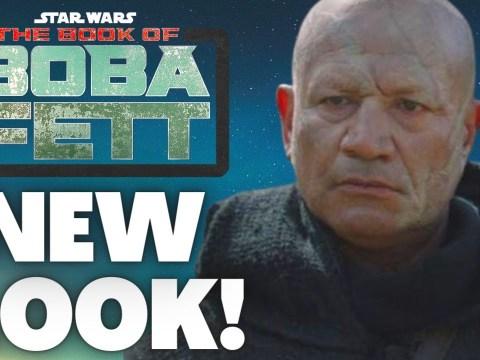 Details For The Book of Boba Fett   Tusken Boba Flashbacks
