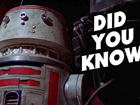 Did You Know R5-D4 Was A Real Diva On Set - Star Wars