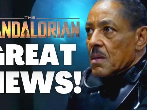 Exciting Moff Gideon Tease For The Mandalorian Season 3!