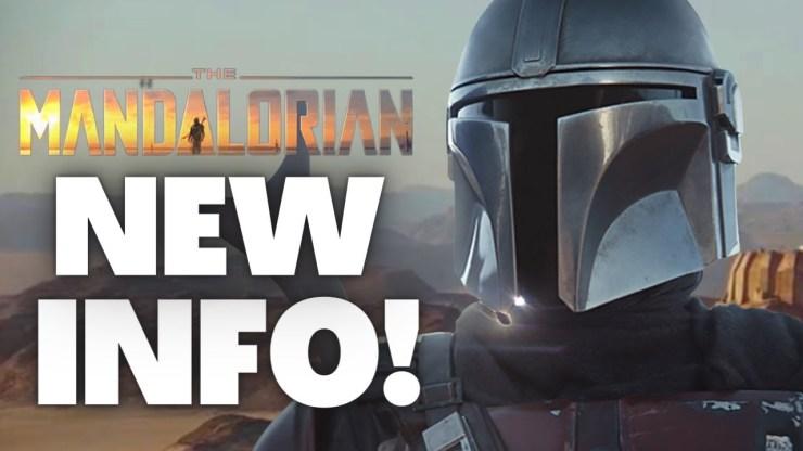 Great Update For The Mandalorian Season 3 & More News!