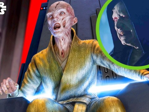 Star Wars Novel Confirms Who Snoke Is and His Full Origins