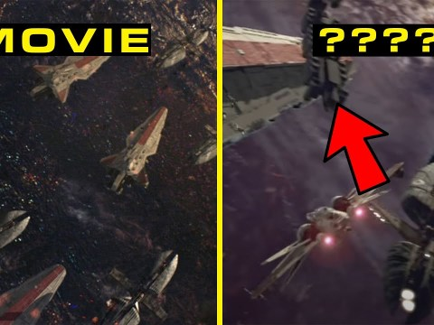 The Battle of Coruscant Version You (Probably) Haven't Seen