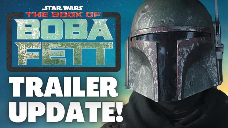 The Book of Boba Fett Trailer Update (Star Wars News)