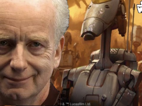 Why Palpatine Didn't Use the Droid Army In The Empire