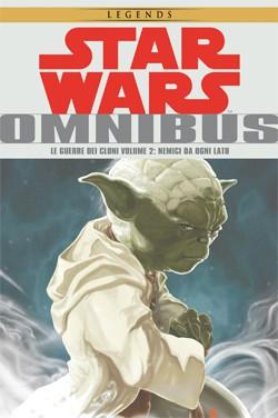 guida fumetti star wars clone wars