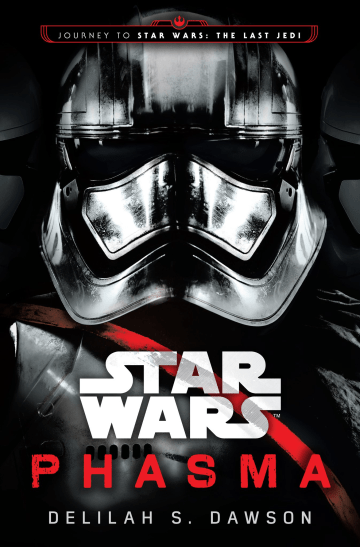 Journey to The Last Jedi Phasma Mondadori