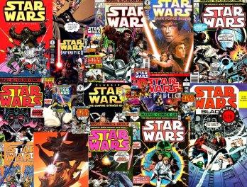Star Wars a fumetti – guida per iniziare