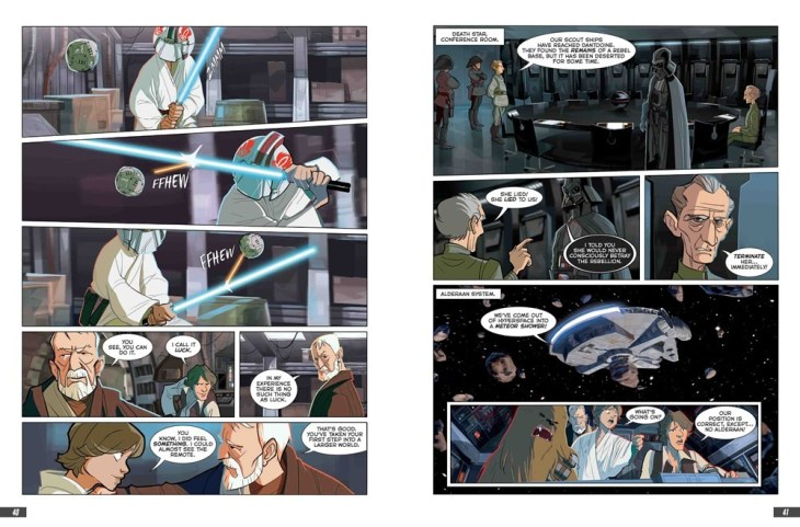 fumetti italiani di star wars disney gn