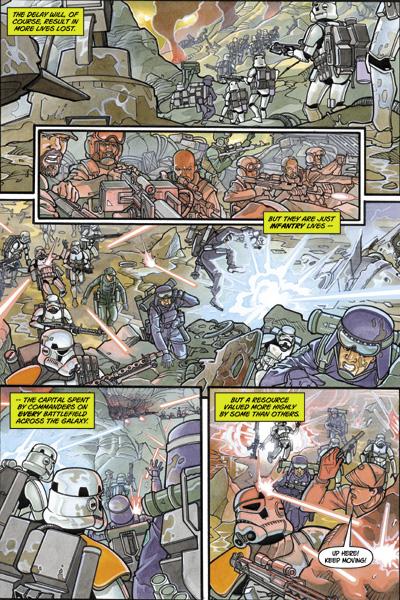 Wars fumetti pdf star