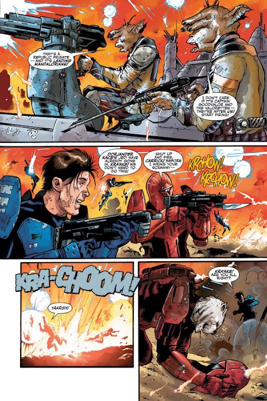 fumetti italiani di star wars mutti kotor