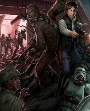 Undead Troopers Han Solo