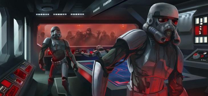 undead troopers star wars commander