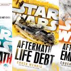 star wars a natale aftermath trilogia