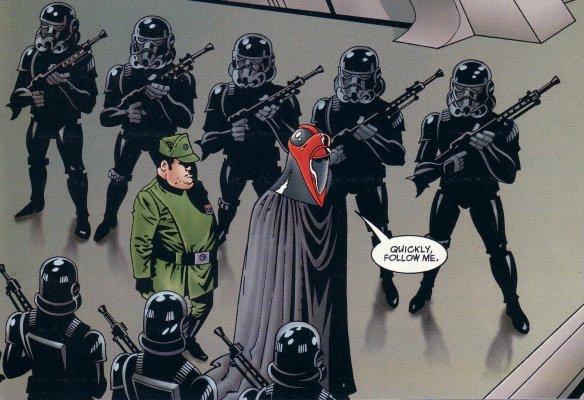 Shadow Stormtrooper Crimson Empire