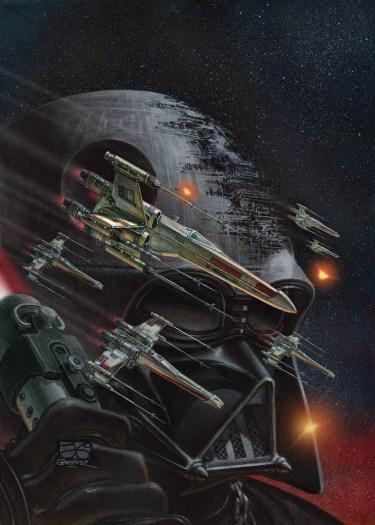 Darth Vader 25 cover marvel