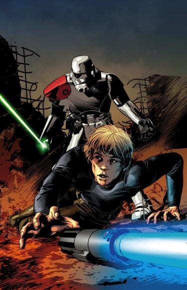 Star Wars Marvel cover 24