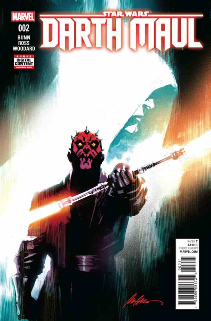 Anteprima Panini Comics Darth Maul