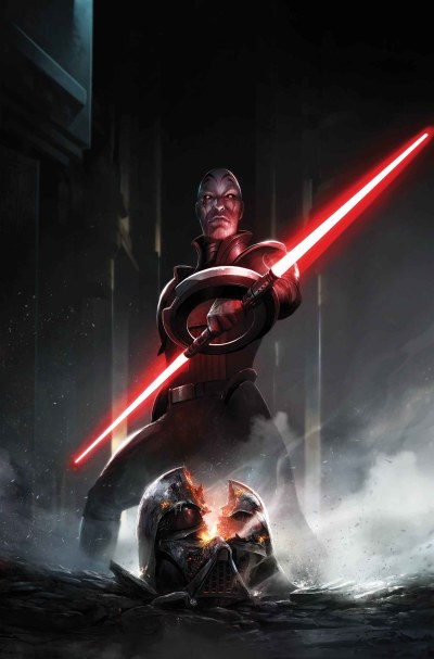 Darth Vader Dark Lord of the Sith 6 Marvel