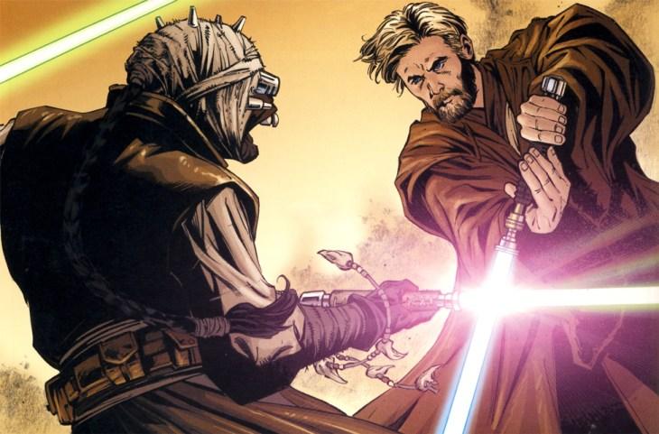 Obi-Wan Darth Krayt Legacy