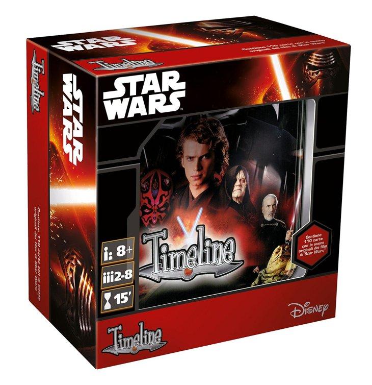 Timeline Star Wars prequel