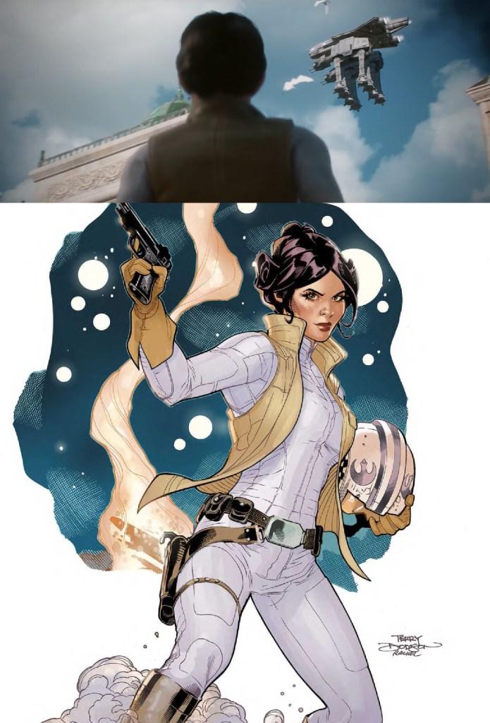 Battlefront II Leia