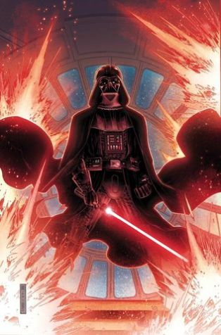 Darth Vader Dark Lord of the Sith 2 cover Marvel