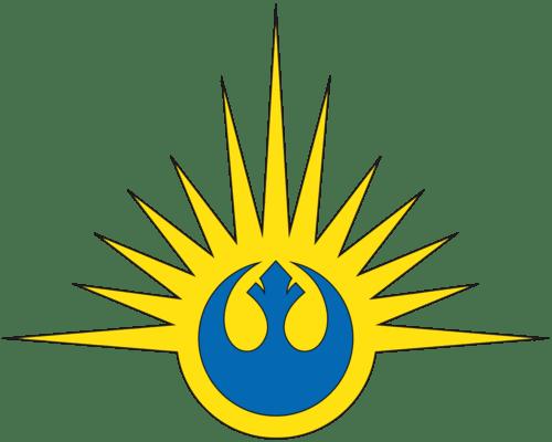 New Republic logo canon