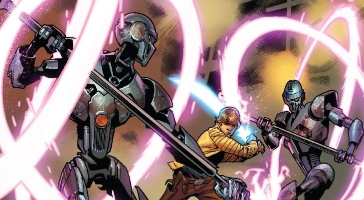 Star Wars 9 Electrostaff Magnaguard