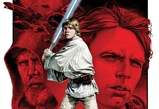 Star Wars: The Legends of Luke Skywalker (Disney-Lucasfilm Press)