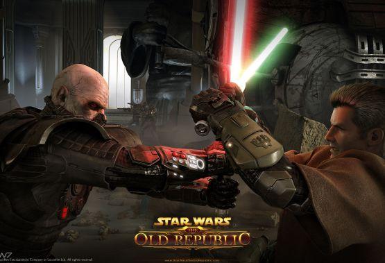 Star Wars – The Old Republic: Inganno