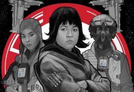 Star Wars: The Last Jedi – Cobalt Squadron (Disney Lucasfilm-Press)