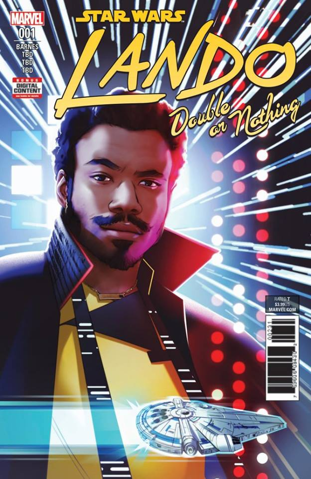 Lando Double or Nothing cover