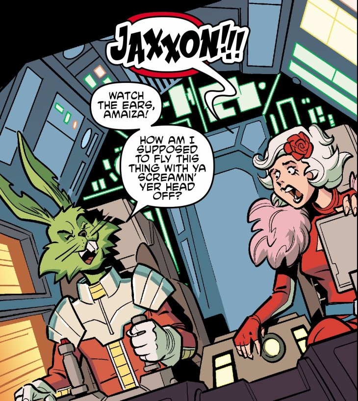 jaxxon star wars adventures