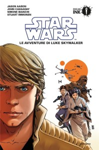 Star Wars: Le Avventure di Luke Skywalker (Mondadori)
