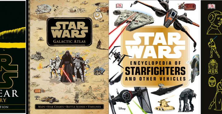 Giunti Star Wars guide