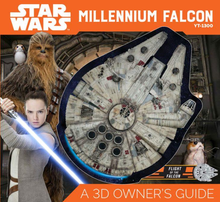 lucasfilm publishing millenium falcon