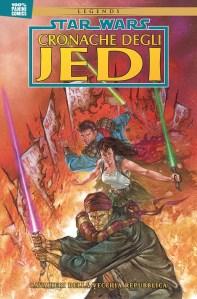 Cronache degli Jedi 3: Cavalieri della Vecchia Repubblica (Panini Comics)