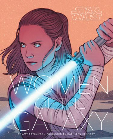 lucasfilm publishing women of the galaxy cover