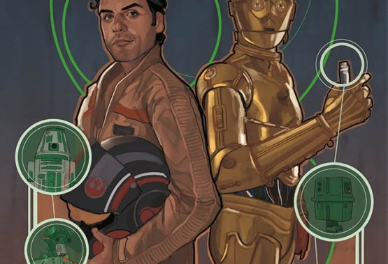 Poe Dameron: Minaccia Incombente (Panini Comics)