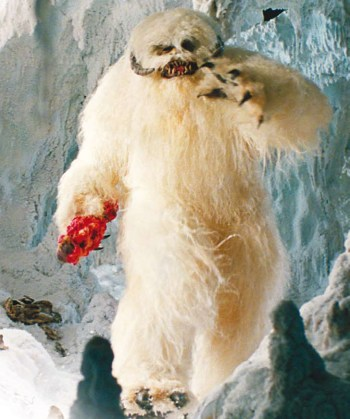 One-Arm L'Impero Colpisce Ancora Wampa