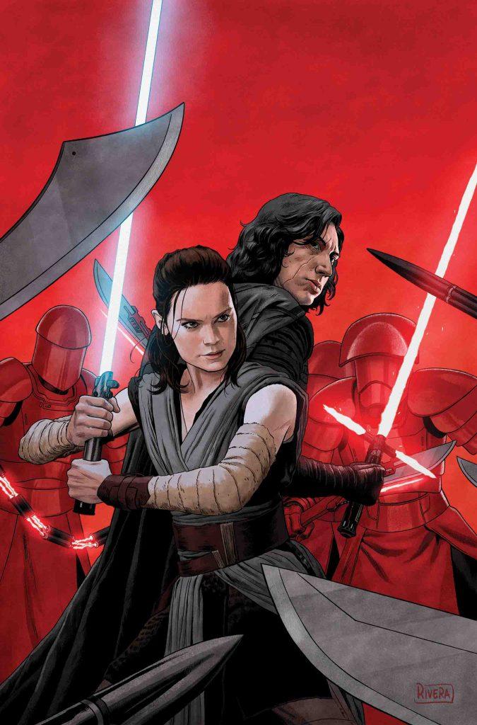 Star Wars Panini Comics The Last Jedi