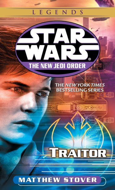 NJO Traitor cover