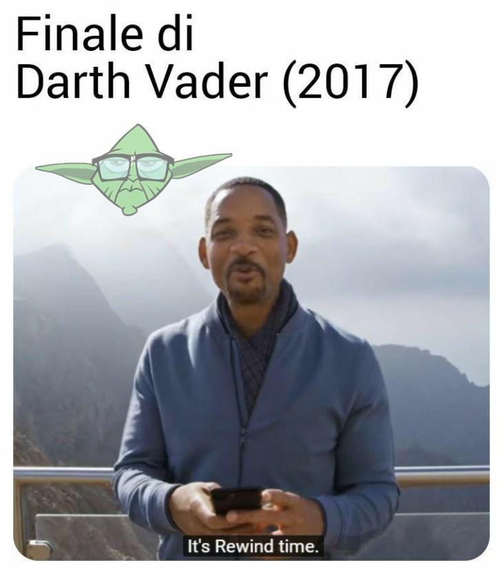 darth vader dark lord of the sith meme