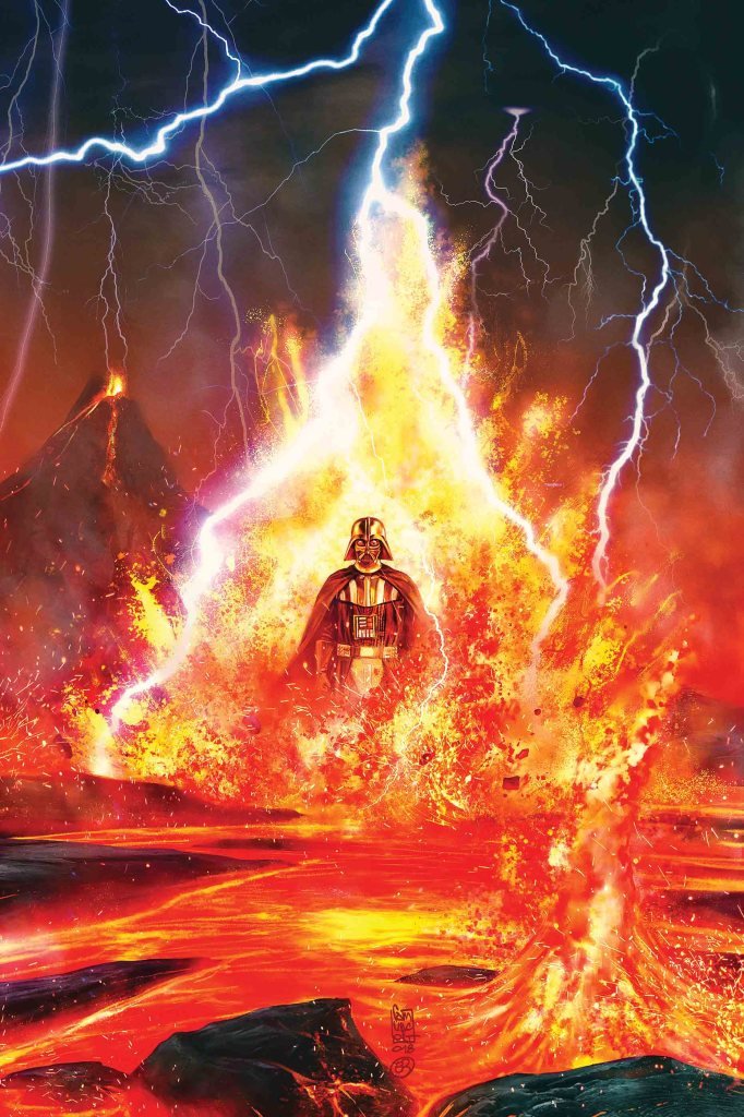 darth vader dark lord of the sith 25 cover