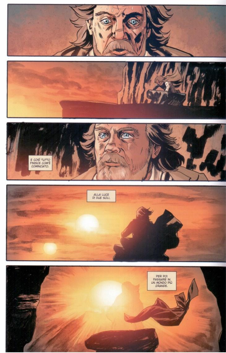 Morte di Luke